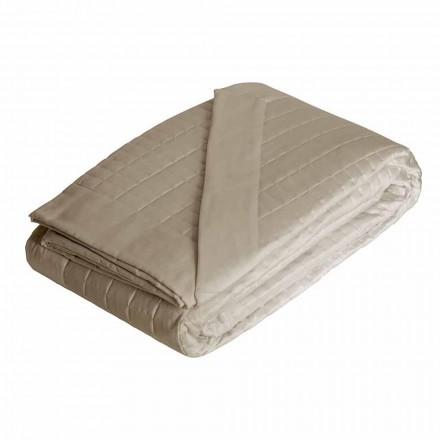 Spring Double Bettbezug aus satinierter Baumwolle - Berillo
