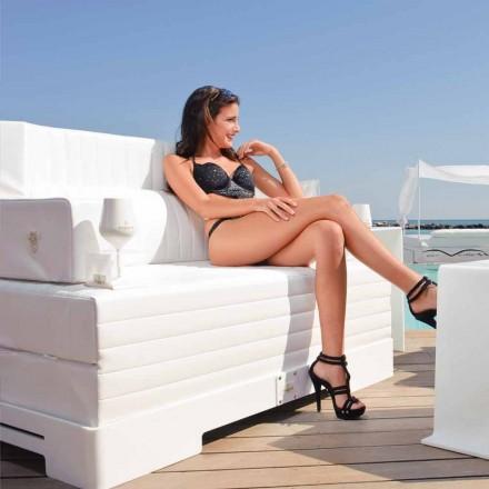 Trona Magnum Luxus floating Stuhl Doppelsitzdesign