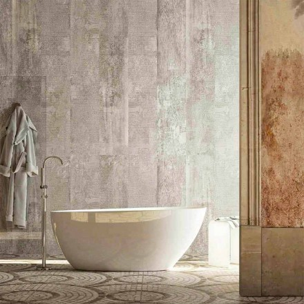 Freistehende Ovalbadewanne Albenga, mit modernem Design ,made in Italy