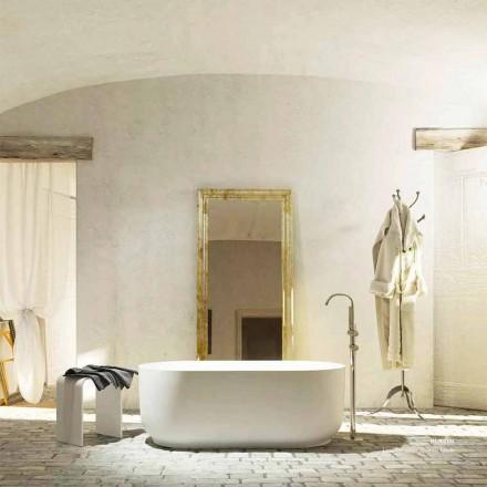 Badewanne freestanding mit modernem Design, in Italien hergestellt Zollino