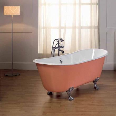 Badewanne freistehend in modernem Design Melissa