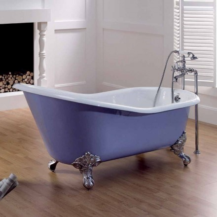 Freestanding Badewanne in modernem Design Carrie