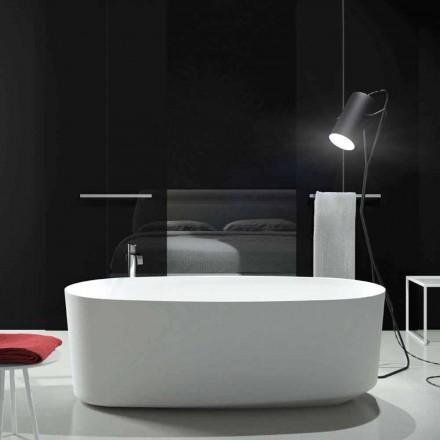 Design Badewanne freestanding in Italien hergestellt, Dongo
