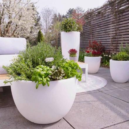 Vase mit LED- oder Solarbeleuchtung Modernes Design in verschiedenen Größen - Svasostar